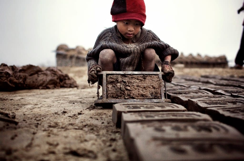 Deadly Child Labor in Pakistan